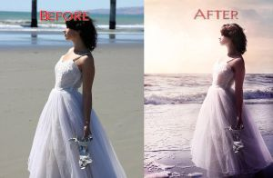 Before After 12 by FP-Digital-Art