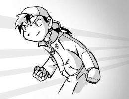 "Phil ""PA"" Manga Style by lord-phillock"