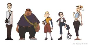 character group by JR-T