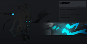 Variam concept by White-Haman