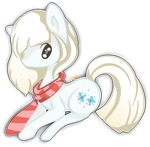 Frosty Air Adopt by Ambercatlucky2