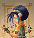 Toph by chibiomajo