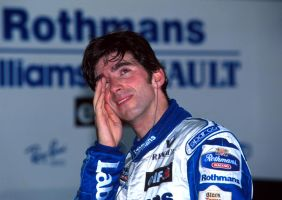 Damon Hill (Japan 1995) by F1-history