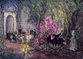 Marvin Prune and the Perry-Plum Faeries by Jimmy-C-Lombardo
