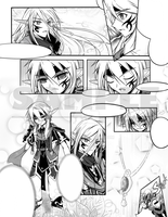 [Elsword RPs] Comic sample by ClairSH