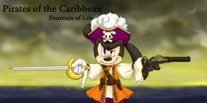 Pirates of the Caribbean by hat-M84