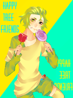 Happy Tree Friends - Nutty by MilkyWay-Moe