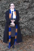 Ravenclaw Uniform Costume by Blazespirit