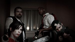 L4D Survivors Cosplay by Monostache