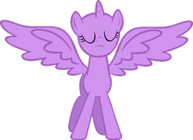 Base: Alicorn Mode Activated by Ask-Spider-Blare