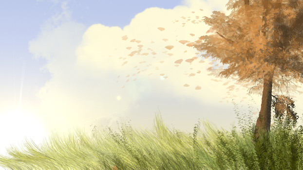 New Brushes Test by FeatherCandy