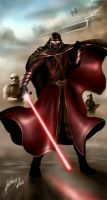 Sith Lord by AnthonyAvon