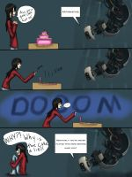 The Cake is a Lie by Chelseam2