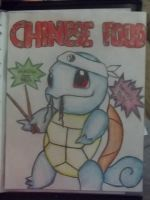 Squirtle Advertisement by sheehanjessica9