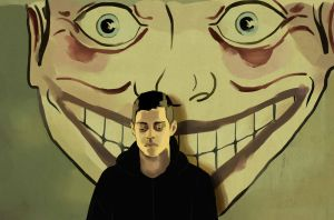 Who is Mr Robot? by spinningandslashing