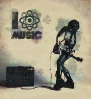 i love music by bisiobisio