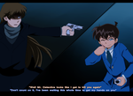 Gin vs Shinichi by VideoFan9864