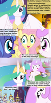 The Origins of the Stare by Beavernator