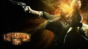 Bioshock infinite HD wallpaper by Mrbarclonista