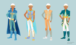 Altean Lance outfit by AngelBellator