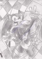 Sonic GreenHill Zone by ArtisticallyBadAss