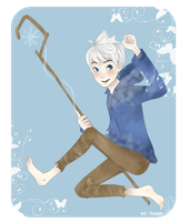 .:Jack Frost:. by 6arnaboo