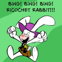 Ricochet Rabbit by Pembroke