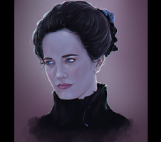 Miss Ives by Marina-Shads