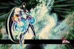 Space ghost wallpaper by MarioPons