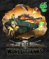 My Little Tanks: Slopes are Magic - Poster Two by MrLolcats17