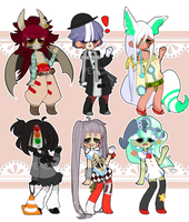 {misc adopts} by peachshark