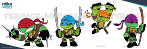 TMNT by spiers84