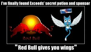 Exceeds and Red Bull by Eroshik