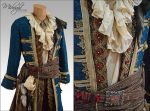Pirate Wedding Costume by Nocte-Angelus