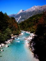 Soca River II. by zvezdica