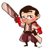 Team Fortress 2: Medic by jiggly