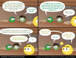 SC511 - Under Construction by simpleCOMICS