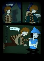 Mordecai and Rigby's Night Page 15 by vaness96