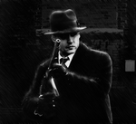 John Dillinger ( Johnny Depp ) by IlhamZaini