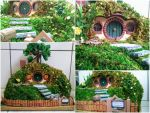 [Handmade] Bilbo's Home by Annabel158