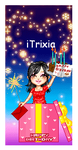 Happy Bday iTrixia by CloTiGirl