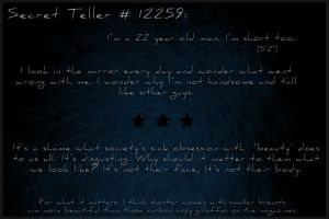 Secret. 12549 by DeviantArtSecret