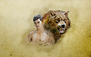 Jacob Black - Werewolf by Sx2