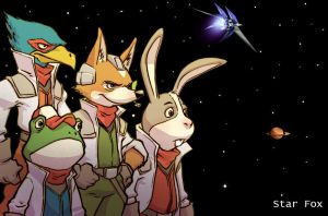 Star Fox: The Adventures to come by Th3-M4ster