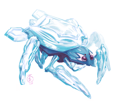 Ice-Bug by roboqueer