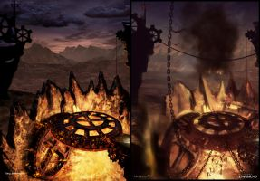 Dantes Inferno 3 by Tonywash