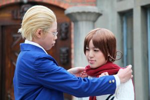 APH - Glad you are here by Angela-Chao