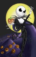 The Pumpkin King by Cristina37