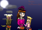 AT : Happy Halloween 2011 by JackFrost-LCDA