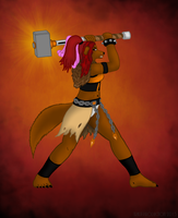 Take my hammer ! by TRADT-PRODUCTION